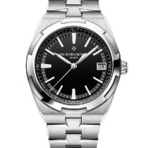 Vacheron Constantin Overseas Steel 41mm Black United States of America, Iowa, Des Moines