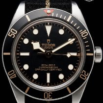 Tudor 79030N Steel 2018 Black Bay Fifty-Eight 39mm pre-owned United States of America, California, Los Angeles