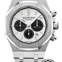 Audemars Piguet Royal Oak Chronograph new 2018 Automatic Chronograph Watch with original box and original papers 26331ST.OO.1220ST.03