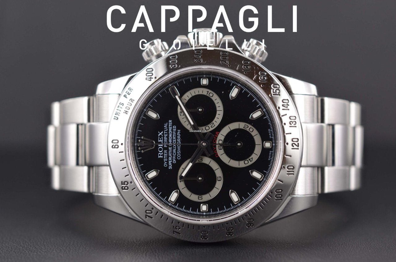 outlet f5760 0a8aa Rolex Daytona 116520 anno 2007
