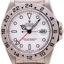 Rolex Explorer II Steel 40mm White United States of America, California, West Hollywood