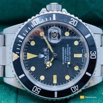 Rolex Submariner Date Stål 40mm Sort Ingen tal