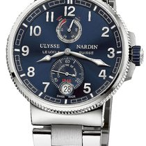 Ulysse Nardin Marine Chronometer Manufacture 1183-126-7M/63 подержанные