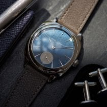 Laurent Ferrier White gold 41mm Automatic Laurent Ferrier Galet Square Micro-Rotor LF 229.01 pre-owned