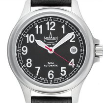 Askania Steel 39mm Automatic TAI-5648 new
