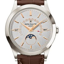 Patek Philippe Perpetual Calendar new Automatic Watch with original box and original papers 5496P-015