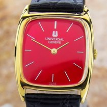 Universal Genève Gold/Steel 28mm Manual winding pre-owned