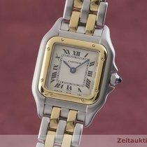 Cartier Panthère Gold/Stahl 21.5mm Champagnerfarben Deutschland, Chemnitz