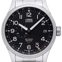 Oris Big Crown ProPilot GMT 01 748 7710 4164-07 8 22 19 2020 nouveau