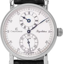 Chronoswiss Steel 38mm Automatic CH1223 pre-owned
