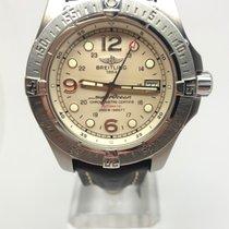 Breitling Superocean Steelfish A17390 2011 gebraucht