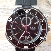 Oris ProDiver Chronograph pre-owned 51mm