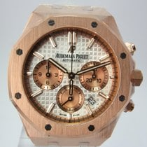 Audemars Piguet 26315OR.OO.1256OR.01 Rose gold 2019 Royal Oak Chronograph new United States of America, Hawaii, Honolulu