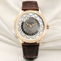 Patek Philippe 5230R-001 Oro rosa 2017 World Time 38mm nuevo