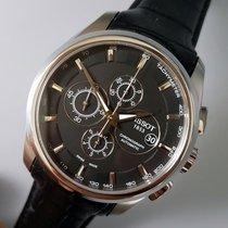 Tissot Couturier Steel 43mm Black No numerals
