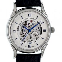 Revue Thommen 34mm Automatic new Silver