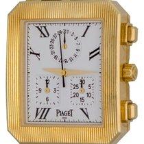 Piaget Protocole Yellow gold 28mm White Roman numerals United States of America, Texas, Dallas