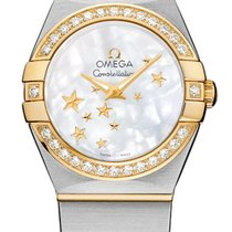 Omega Constellation Star 24mm 123.25.24.60.05.001