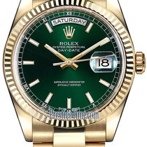Rolex Yellow gold 36mm Automatic Day-Date 36 new