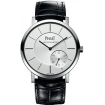 Piaget White gold 40mm Manual winding G0A38130 pre-owned