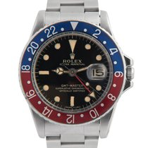 Rolex GMT Master, with Gilt Dial', Ref: 1675 (1966)