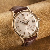 Omega CONSTELLATION vintage 14 ct gold