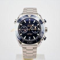 fc03cae79a0 Omega Seamaster Planet Ocean Chronograph Aço - Todos os preços de ...