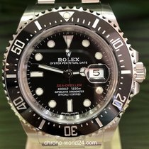 Rolex Sea-Dweller Single Red Ref.126600 box papers unworn