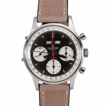 Wakmann Vintage Triple Date Chronograph