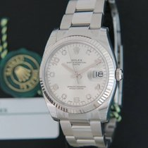 Rolex Date Diamonds NEW 11523