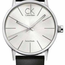 ck Calvin Klein Post Minimal K7621192 Legere Herrenuhr Swiss Made