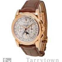 Patek Philippe Perpetual Calendar Chronograph new Manual winding Chronograph Watch with original box and original papers 5970R
