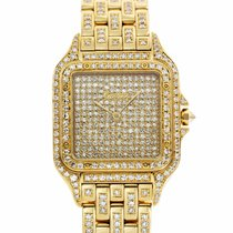 Cartier Panthère pre-owned 27mm Yellow gold