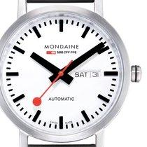 Mondaine A132.30359.16SBB Classic Automatik 40mm 3ATM
