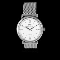 IWC Portofino Automatic Steel 40mm Silver United States of America, California, San Mateo