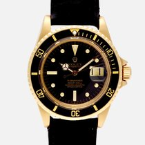 Rolex Submariner Date Gulguld 40mm