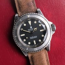 Rolex Submariner Ref. 5513 'Feet First Non-Serif' Ghost Bezel