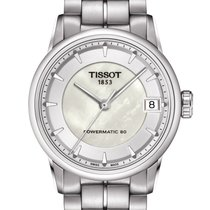 Tissot Luxury Automatic Acero 33mm Madreperla