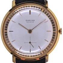Sarcar Yellow gold 33mm 10-127-C new