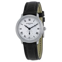 Frederique Constant FC-235M1S6 Steel Slimline Mid Size 28.6mm new