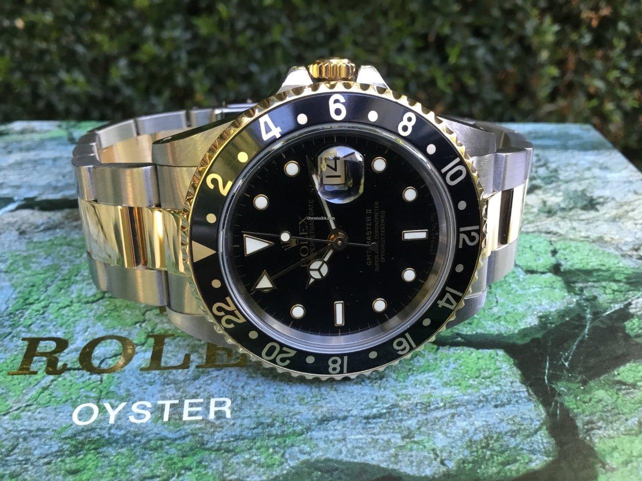 Rolex GMT-Master II órák  fa8f1f4cbd
