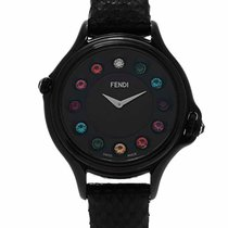 Fendi 38mm Quartz new Black
