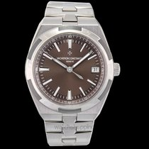 Vacheron Constantin Overseas Steel 41.00mm Brown United States of America, California, San Mateo