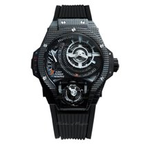 Hublot MP-09 Koolstof 49mm Grijs