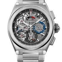 Zenith 95.9000.9004/78.M9000 Titanium Defy El Primero 44mm new United States of America, Florida, North Miami Beach