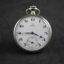 Omega Часы подержанные Сталь 48mm Aрабские Механические Только часы