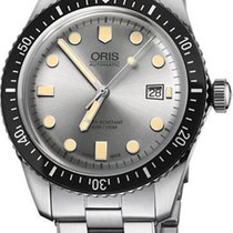 Oris Divers Sixty Five 73377204051MB new