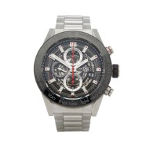 TAG Heuer Carrera Calibre HEUER 01 CAR2A1W-0 2017 pre-owned