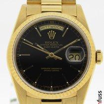 Rolex Day-Date 36 Zuto zlato 36mm Crn