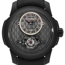 Ateliers deMonaco Titanium 44mm Automatic TB-OCG-RLR-TIB pre-owned
